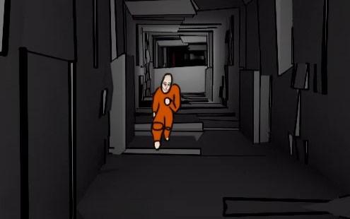 Still uit de animatie van Rutger van de Wiel