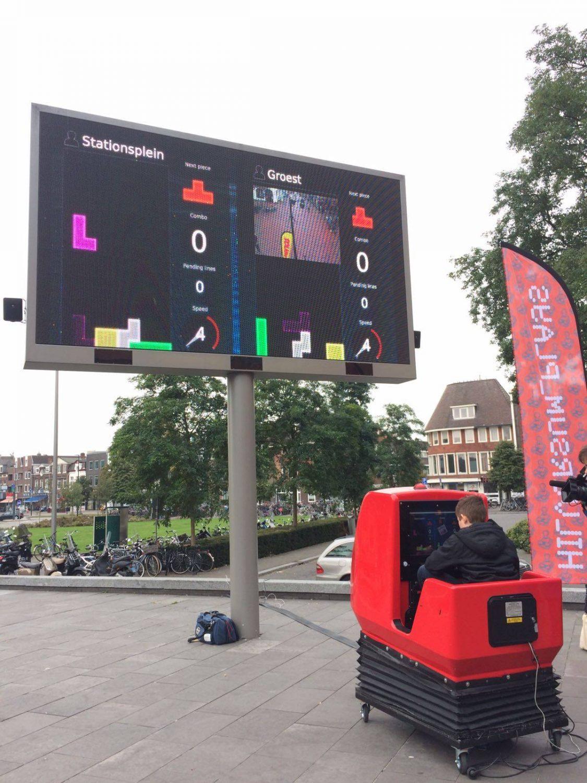 #HilversumPlays in Hilversum, 2018
