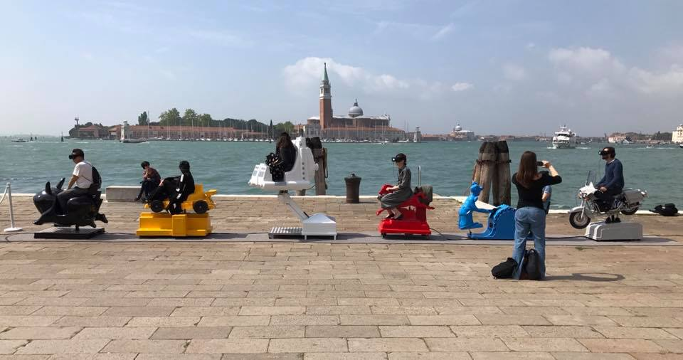 'The Fair Grounds 1.0' at the Venice Biennale, 2017