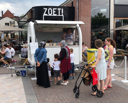 Zoet in Hilversum