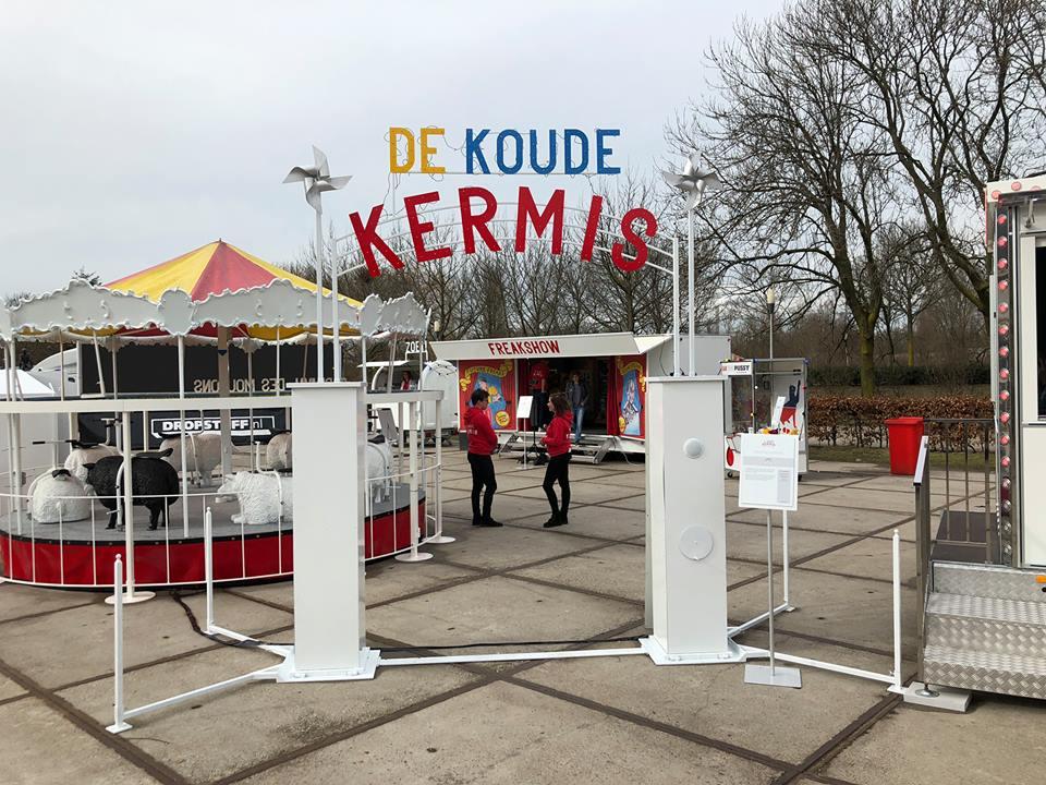 'Het PIerement' zoals te zien bij de Kermis Amsterdam 2018