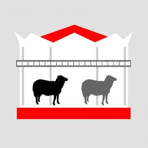 Conceptart van Carnaval des Moutons