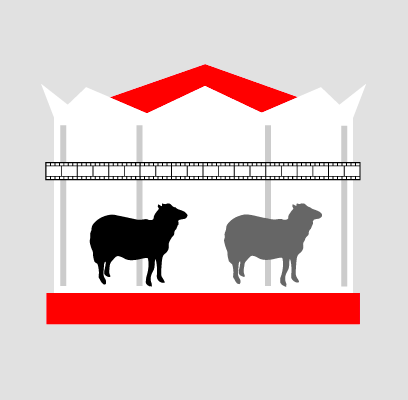 Concept art Carnaval des Moutons