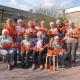 Breiclub Steek voor Steek maakt poesjes Grab the Pussy voor Koningsdag