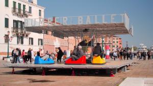 Bumper Ballet tijdens de Biennale van Venetië, 2019