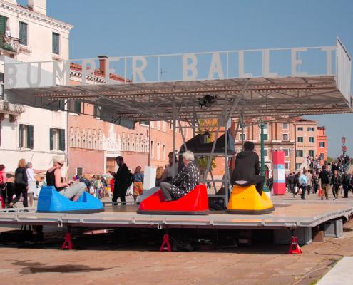 Bumper Ballet op de Biennale in Venetië, 2019