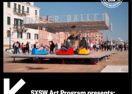 Bumper Ballet geselecteerd voor prestigieus Amerikaans SXSW Art Program 2020