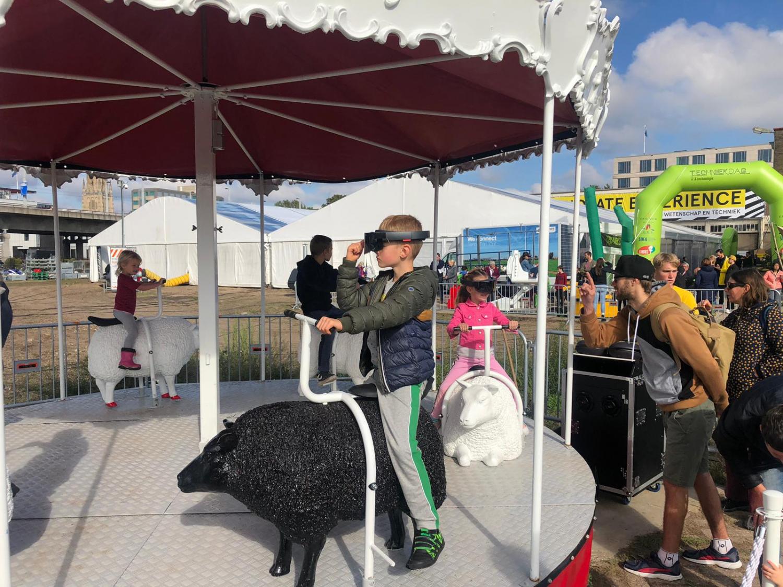 Carnaval des Mouton op INNOVATE Arnhem, 2019