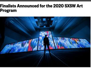 De Koude Kermis één van de finalisten van SXSW 2020